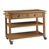 Southern Enterprises Kellis Kitchen Cart