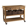 Southern Enterprises Landsberg Kitchen Cart