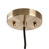 Southern Enterprises Rubin Pendant Light