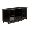 Southern Enterprises Coventry Large TV Console - Antique Black