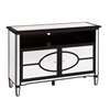 Southern Enterprises Aristo Mirrored TV/Media Stand