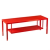 Southern Enterprises Holly & Martin Maians Media Console - Red-Orange