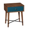 Southern Enterprises Norwich Accent Table - Blue