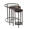 Southern Enterprises Holly & Martin Ocelle 3pc Nesting Tables