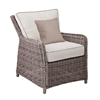 Southern Enterprises Avadi Outdoor Chairs 2pc Set