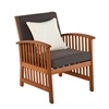 Southern Enterprises Catania Outdoor Armchairs - 2pc Set