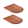 Southern Enterprises Rio Outdoor Floor Tile - 2pc Set
