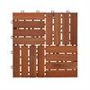 Navi Outdoor Floor Tile - 6pc Set