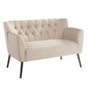 Southern Enterprises Byers Tufted Loveseat