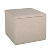 Backman Storage Ottoman