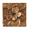 Southern Enterprises Magnolia Wall Panel 3pc Set - Gold