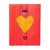 Southern Enterprises Holly & Martin Swoon Wall Panel - Eye Heart U