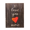 Southern Enterprises Holly & Martin Swoon Wall Panel - I Love You More