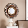 Southern Enterprises Albion Round Decorative Mirror