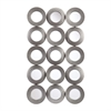 Southern Enterprises Sphere Grid Wall Sculpture - Hammered Silver