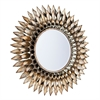 Southern Enterprises Leandro Round Decorative Wall Mirror