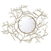 Southern Enterprises Branch Round Mirror
