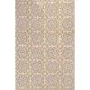 KAS Rugs Allure 4056 Silver/Gold Suzani 5' x 7' Size Area Rug