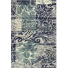"Allure 4062 Blue/Green Artisan 6'7"" x 9'6"" Size Area Rug"