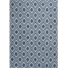 KAS Rugs Allure 4063 Blue/Ivory Verano 5' x 7' Size Area Rug