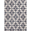 KAS Rugs Allure 4075 Grey Mosaic 5' x 7' Size Area Rug