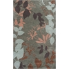 Bali 2811 Frost Serenity 5' X 8' Size Area Rug
