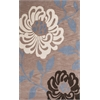 Bali 2862 Sand Silhouette 5' X 8' Size Area Rug