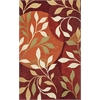 "KAS Rugs Bali 2873 Rust Mosaic 3'3"" x 5'3"" Size Area Rug"
