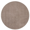 KAS Rugs Bliss 1551 Beige Shag 6' Round Size Area Rug