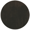 KAS Rugs Bliss 1566 Espresso Shag 8' Round Size Area Rug