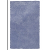 "Bliss 1573 Purple Shag 3'3"" x 5'3"" Size Area Rug"