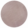 Bliss 1575 Rose Pink Shag 6' Round Size Area Rug