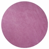 Bliss 1576 Hot Pink Shag 8' Round Size Area Rug