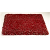"Bliss 1584 Red Heather Shag 7'6"" X 9'6"" Size Area Rug"