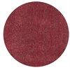 Bliss 1584 Red Heather Shag 8' Round Size Area Rug