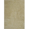 "KAS Rugs Bliss 1586 Yellow Heather Shag 27"" X 45"" Size Area Rug"