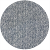 Bliss 1587 Slate Heather Shag 8' Round Size Area Rug