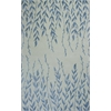 Bob Mackie Home 1004 Ivory Tranquility 5' x 8' Size Area Rug