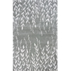 Bob Mackie Home 1005 Silver Tranquility 5' x 8' Size Area Rug