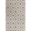 "Bob Mackie Home 1017 Silver/Grey Mirage 3'3"" x 5'3"" Size Area Rug"