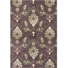 "KAS Rugs Cambridge 7363 Plum  Palazzo 5'3"" x 7'7"" Size Area Rug"