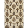 "Cambridge 7365 Ivory Palazzo 2'2"" x 7'11"" Runner Size Area Rug"