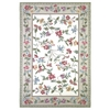 "Colonial 1707 Ivory Floral Vine 30"" x 50"" Size Area Rug"