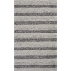 "KAS Rugs Cortico 6158 Grey/White Landscape 7'6"" x 9'6"" Size Area Rug"