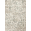 "Crete 6507 Ivory Illusion 2'2"" x 6'11"" Runner Size Area Rug"
