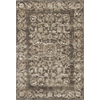 "Crete 6508 Taupe Courtyard 7'10"" x 11'2"" Size Area Rug"
