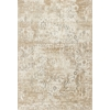 "Crete 6509 Beige Illusion 2'2"" x 6'11"" Runner Size Area Rug"