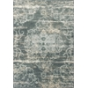"Crete 6510 Slate Traditions 5'3"" x 7'7"" Size Area Rug"
