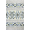 Donny Osmond Home Escape 7900 Blue Serenity 5' x 7' Size Area Rug