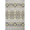 "Donny Osmond Home Escape 7901 Natural Serenity 7'6"" x 9'6"" Size Area Rug"